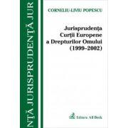 Jurisprudenta C.E.D.O. (1999-2002)