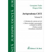 Jurisprudenta CJCE, vol. II