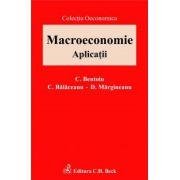 Macroeconomie. Aplicatii