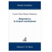 Raspunderea in dreptul constitutional