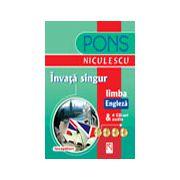 Invata singur limba engleza (cu 4 CD-uri audio) (PONS)
