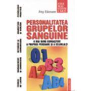 Personalitatea Grupelor Sanguine