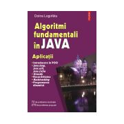 Algoritmi fundamentali in Java. Aplicatii