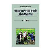 Datinile poporului român la înmormântări