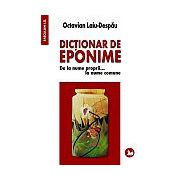 Dictionar de eponime