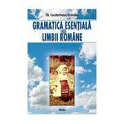Gramatica esenţială a limbii române