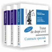 TRATAT DE DREPT CIVIL - Contracte speciale - VOLUMELE I, II, III (SET), Editia a IV-a actualizata