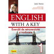English with a key, vol. 1