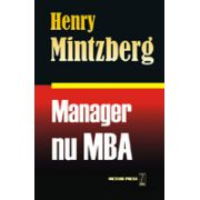 Manager, nu MBA