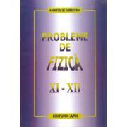 Probleme de fizica pentru clasele XI-XII