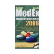 MedEx. Medicamente explicate 2008