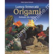 Origami lumea fermecata. Animale din hartie