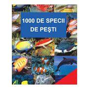 1000 de specii de peşti