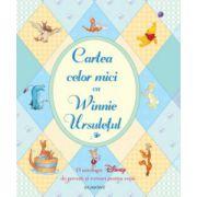 Cartea celor mici cu Winnie Ursuletul