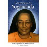 Conversaţii cu Yogananda
