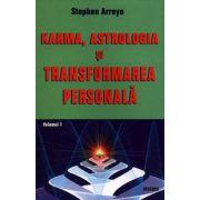 Karma, astrologia şi transformarea personală - vol. 1 - dimensiunile tainice ale temei natale