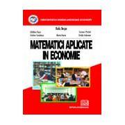 Matematici aplicate în economie
