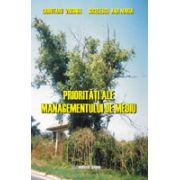 Prioritati ale managementului de mediu