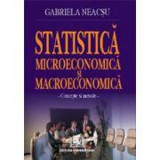 Statistică microeconomică şi macroeconomică