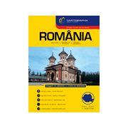 Atlas rutier România