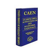 CAEN 2008 - Clasificarea Activitatilor din Economia Nationala
