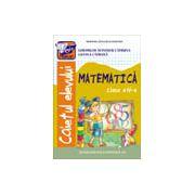 Caiet de matematica pentru clasa a IV-a (Catruna Mandizu Gheorghe)