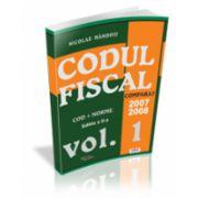 Codul Fiscal Comparat 2007-2008 (lege+norme)