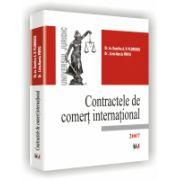 CONTRACTELE DE COMERT INTERNATIONAL - 2007