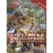 Dictionar enciclopedic medical veterinar. Vol 1 A-H roman – englez