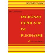 Dictionar explicativ de pleonasme