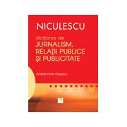 Dicţionar de jurnalism, relaţii publice şi publicitate