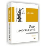 DREPT PROCESUAL CIVIL - Vol. II