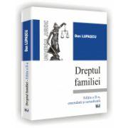 DREPTUL FAMILIEI - Editia a II-a, emendata si actualizata