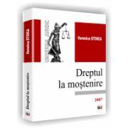 DREPTUL LA MOSTENIRE - 2007
