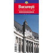 Hartă rutieră Bucureşti