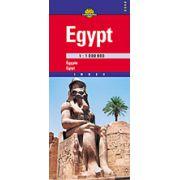 Hartă rutieră Egipt