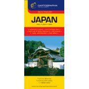 Hartă rutieră Japonia