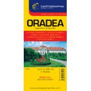 Hartă rutieră Oradea