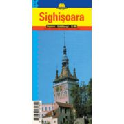 Hartă rutieră Sighişoara