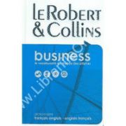 LeRobert & Collins business le vocabulaire du monde des affaires.Dictionnaire francais anglais – anglais francais