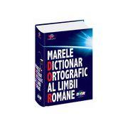 Marele dictionar ortografic al limbii romane