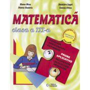 Matematica. Clasa a III-a
