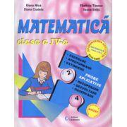 Matematica. Clasa a IV-a. Evaluare. Descriptori