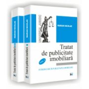 TRATAT DE PUBLICITATE IMOBILIARA Vol. I - II