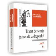 TRATAT DE TEORIA GENERALA A DREPTULUI