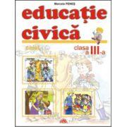 Caiet de educatie civica clasa a III-a