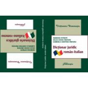 Dictionar juridic Român-Italian Italian-Român