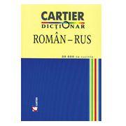 DICTIONAR ROMAN-RUS MIC