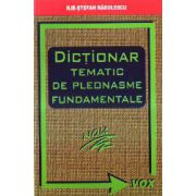 Dictionar Tematic de Pleonasme