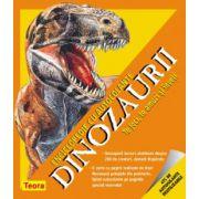 Dinozaurii - enciclopedie cu autocolante